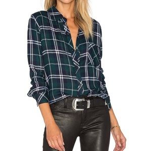 NWT Rails Hunter Plaid Shirt